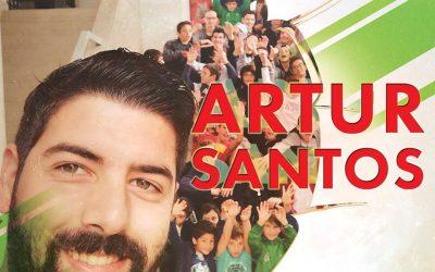 Monitor FériasOK: Artur Santos!