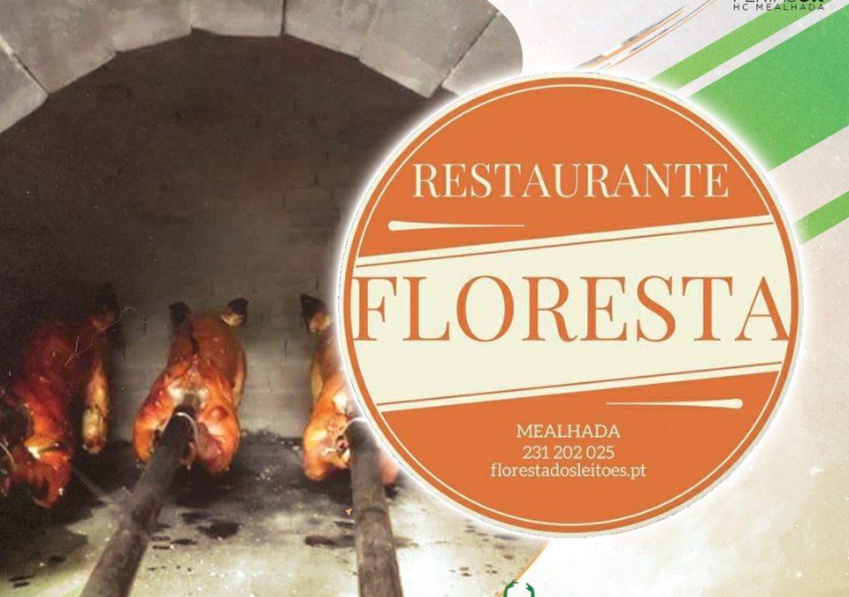Apoio: Restaurante Floresta!