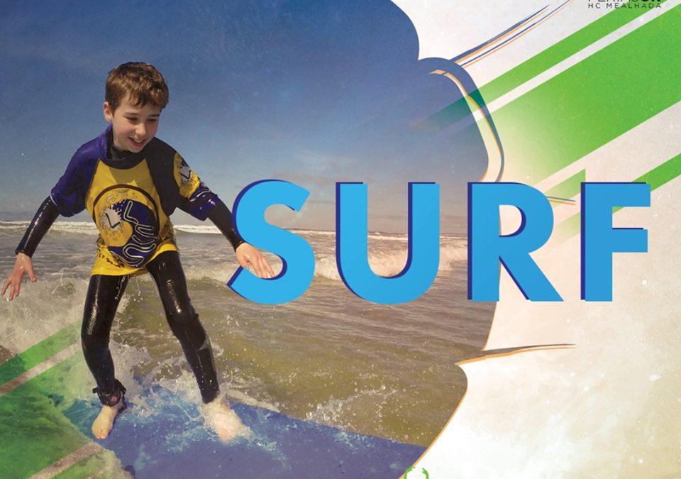 GRANDE SURPRESA!! Workshop de SURF