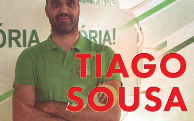 Convidado Especial: Tiago Sousa